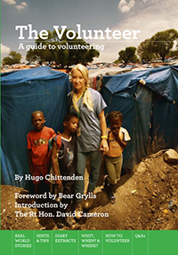The Volunteer Book Cover