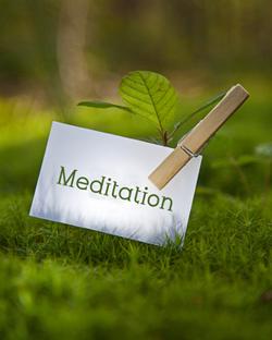Meditation Envelope