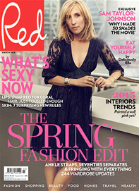 Red Magazine, March 2015