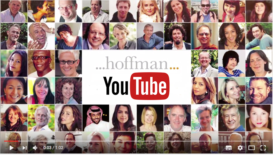 Hoffman Institute on YouTube