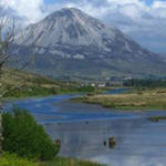 Moiunt Errigal County Donegal