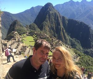 Ayesha Machu Picchu