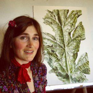 Botanical Painter Jess Shepherd