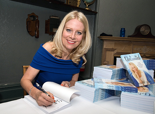 Becca Teers Book Signing