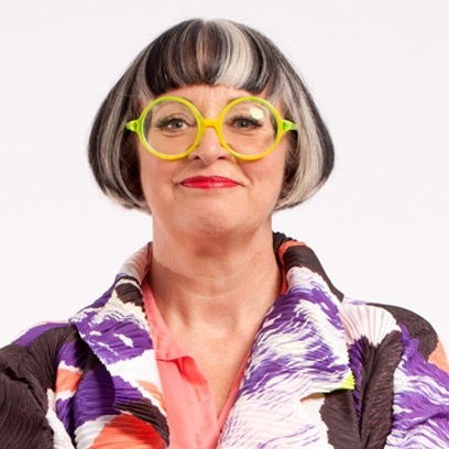 Red Magazine agony aunt, phychotherapist Philippa Perry