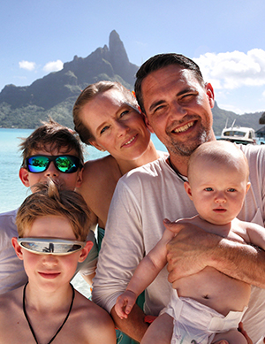 Michael Kehlet and Family
