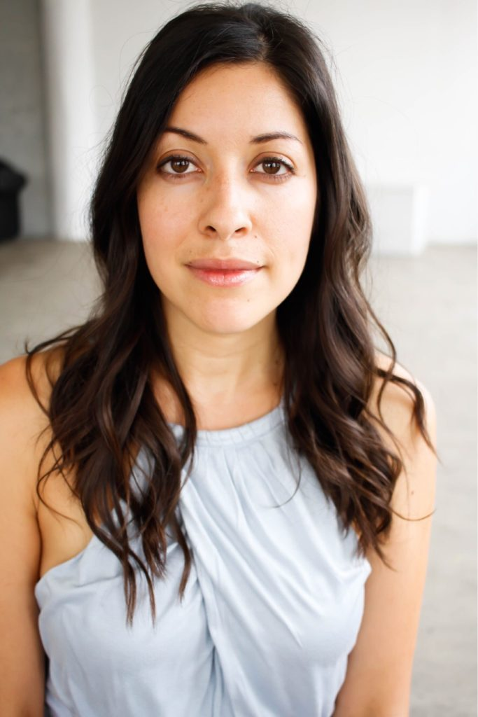 Hoffman Graduate and author Erica Garza