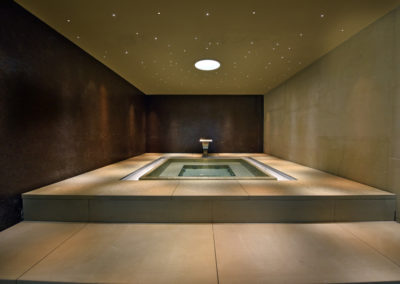 Hydro Massage Pool AVALON