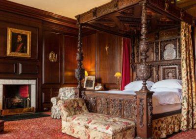 Hoffman Winter Retreat Venue: Broughton Hall