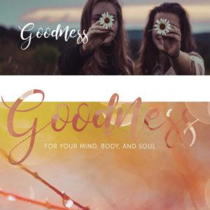 Naïri Gaspari shares her Hoffman Process story in Goodness magazine/Savoir Flair