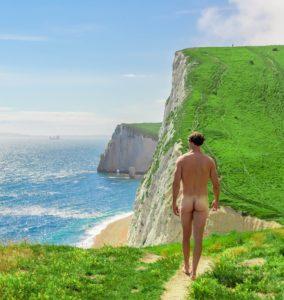 Ben Bidwell aka The Naked Professor