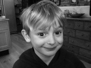 Sam, whose mum did the Hoffman Process