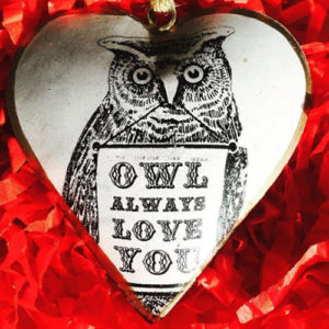 Owl always love you picture of an owl