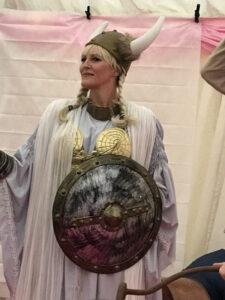 Rose Wadham Politically correct viking