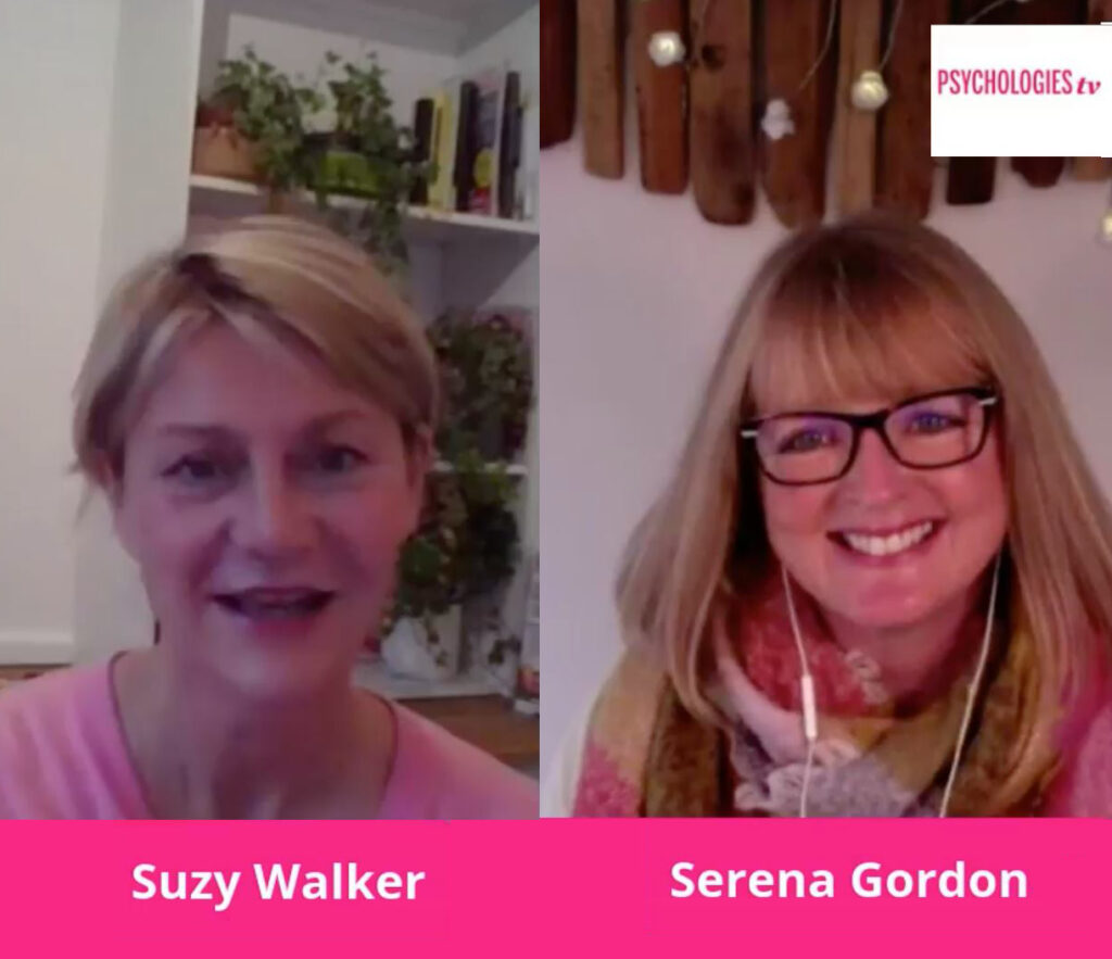 Suzy Walkre, Psychologies, Serena Gordon, Hoffman