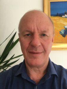 Psychotherapist Simon Matthews