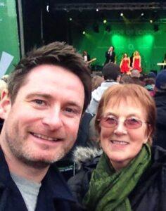 Alan and his mum